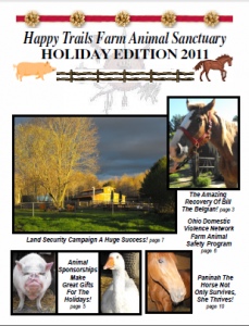 Holiday Newsletter Now Available!