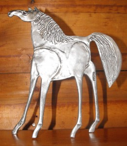 Don Drumm Creates Collectors Series Honoring Horses Exclusively For Happy Trails Holiday Promotion!