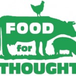 Happy Trails Awards Endorsement for the Animal Place Food for Thought Campaign