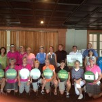 Our Happy Trails Golf Outing was a Big Success
