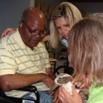Visitation Program Brings Joy to Pebble Creek