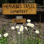 Heaven's Trail Memorial Ceremony