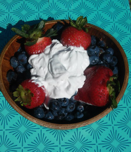 Easy Coconut Whipped Cream